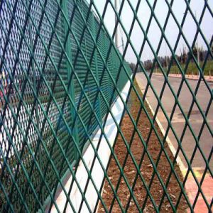 High Quality PVC Coated Expanded Metal Fence for Highway pictures & photos