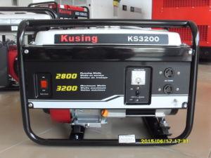 3200 Watt Portable Gasoline/Petrol Generator-1 Year Warranty pictures & photos