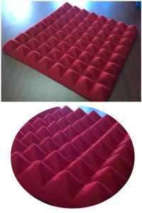 Light Weight Fire Insulation Acoustic Fiber Board pictures & photos