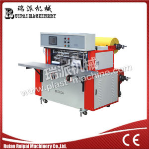 Soft Handle Sealing Machine for Shopping Bag pictures & photos