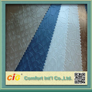 PU Leather for Car Seat Cover pictures & photos