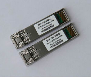 10GB BIDI SMF Tx1270/Rx1330nm 20KM SFP optical transceiver with DDM