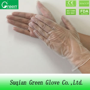 Vinyl Gloves Disposable Gloves Medical pictures & photos