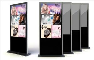 Cabinet Type Stand-Alone Advertising Machine pictures & photos