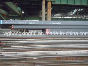 Hot-Rolled Mold Steel Plate pictures & photos