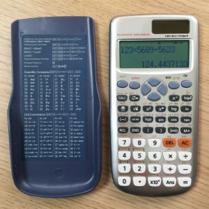 10+2 Digits Secientifc Calculator with 417 Functions (759C) pictures & photos