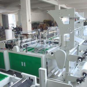 Rfqz PE BOPP Side Sealing Plastic Bag Making Machine pictures & photos