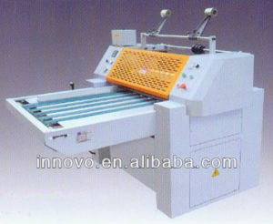 Hot Sell Manual Laminating Machine (oil heating) pictures & photos
