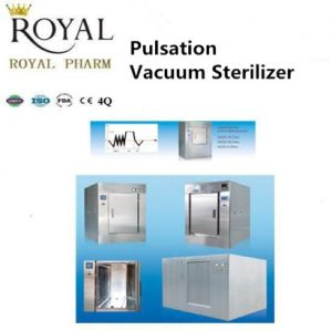 Pulsation Vacuum Sterilizer pictures & photos