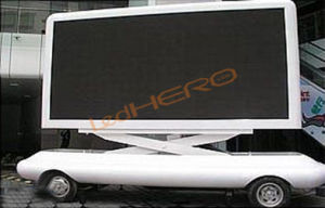 LED Moving Message Display/LED Message Board for Bus pictures & photos