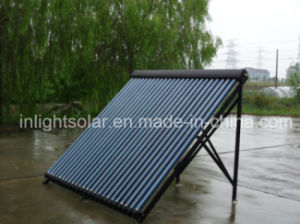 55 Tilt Angle Heat Pipe Solar Collector pictures & photos