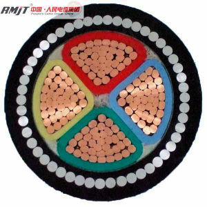 Steel Wire Armored Copper XLPE Power Cable pictures & photos