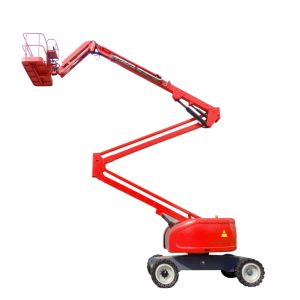 Self-Propelled Articulating Diesel Boom Lift pictures & photos