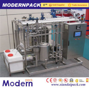 Milk Sterilizing Machine Milk Plate Uht Pasteurizer Sterilization Machine pictures & photos