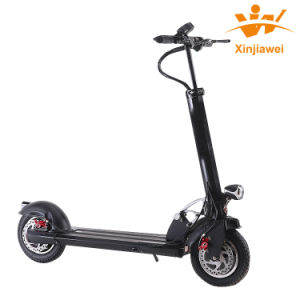 10inch Foldable Kick Scooter Electric Scooter E-Scooter Folding Scooter pictures & photos