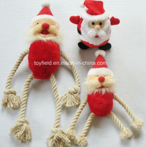 X′mas Dog Toy Product Supply Squaker Christmas Pet Toy pictures & photos