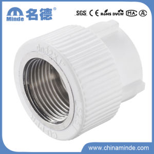 PPR Female Adapter Type E Fitting for Building Materials pictures & photos
