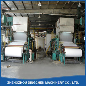 Popular Products 787mm Type Toilet Tissue Paper Roll Making Machine pictures & photos