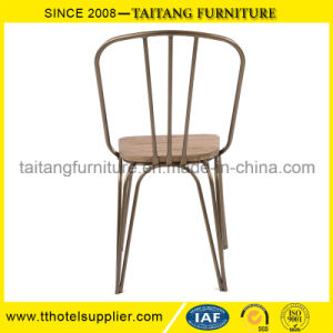 Chinese Factory Iron Bar Chair Iron Bistro Chair pictures & photos