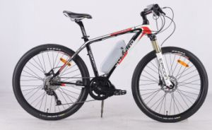 2015 Hot Sale Electric Mountain Bike with En15194 pictures & photos