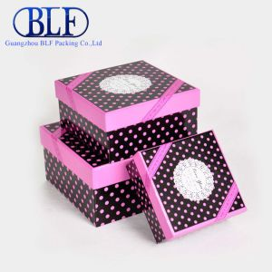 Cardboard Paper Business Card Box (BLF-GB435) pictures & photos