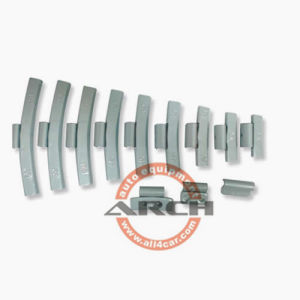 Zinc Clip-On Wheel Balance Weights pictures & photos