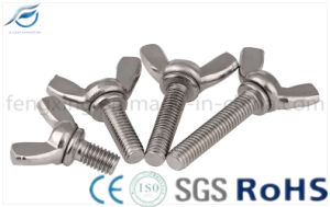 High Quality Stainless Steel Wing Bolt pictures & photos