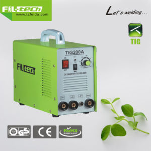 Mosfet Inverter TIG/MMA Welder with Ce (TIG-140A/160A/180A/200A)