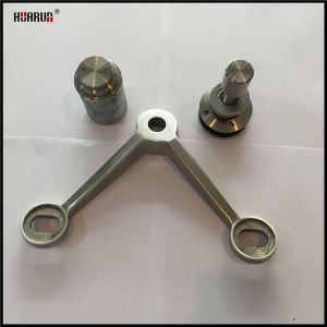 Brushed Cheap Price Spider Fitting (HR220A-2B) pictures & photos