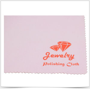 Jewellery Polishing Superfine Fiber Cleaning Cloth pictures & photos