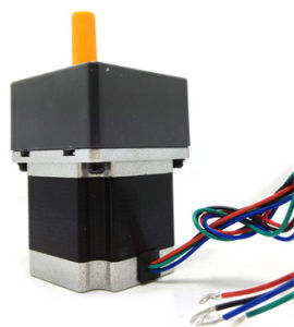 NEMA23 Stepper Motor with Ratio 15: 1 Gearbox pictures & photos