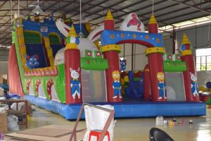 Large Inflatable Sports Games / Inflatable Bouncers pictures & photos
