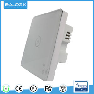 Glass Panel Smart Touch Lighting Switch Touch Dimmer pictures & photos