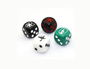 Best Sale Plastic Dice with High Quality pictures & photos