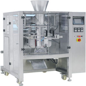 Vertical PLC Touch Screen Automatic Packing Machine (HFT-4230H)