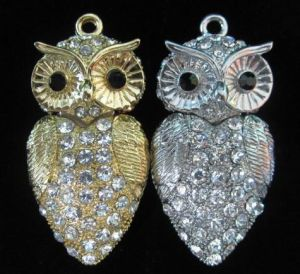 Wholesale Gifts Free Logo Jewelry Little Owlet USB 8g pictures & photos