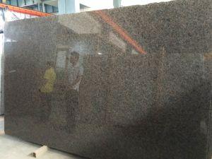 Caledonia Granite Slab for Countertop/Vanity Top/Bench Top/Flooring/Wall Tile pictures & photos