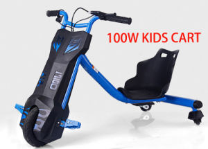 Cheap Electric Tricycle 360 Ride Electrified Go Kart pictures & photos