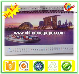 Dragon Brand-C1s Ivory Board Paper for Making Calendar pictures & photos