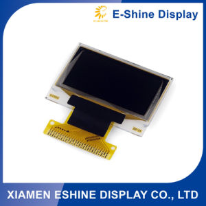 0.96 Inch Serial Graphic TV OLED Module with Blue Back Light pictures & photos