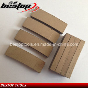 Marble Block Diamond Cutting Segments for Stone Cutting pictures & photos