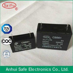 AC Motor Cbb61 Capacitors 2.5 UF 450VAC pictures & photos