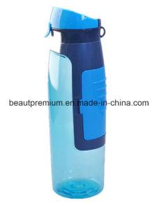 750ml Water Bottle with Money Wallet Kettle Tritan Portable Sport Bottle BPS014