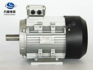YX3 three phase Cold rolled silicon steel Aluminium body  motor pictures & photos