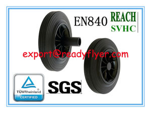 240L Plastic Wheelie Bin Wheel pictures & photos