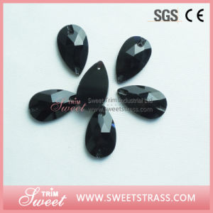Multi Color Flatback Glass Crystal Sewing pictures & photos