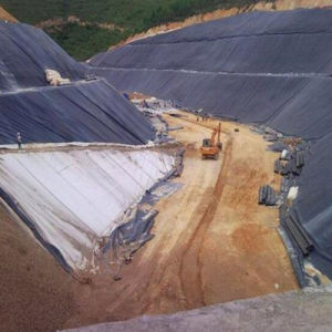 Waterproof Fish Pond Liner HDPE Geomembrane pictures & photos