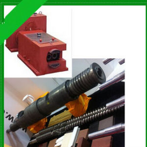Reducer Gearboxes for 65/132 Conical Twin Screw Barrel pictures & photos