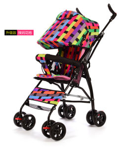 2016 New Fashion Baby Stroller with En1888 3c in Grib Colour pictures & photos