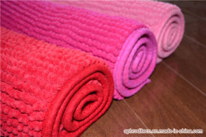 Polyester Microfiber Chenille Bath Area Carpet Rug/Mat pictures & photos